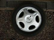 Opel Alu-Felgen