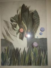 Original Gemälde K.