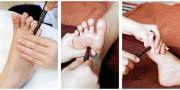 Original Thailändische Fußmassage