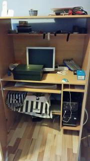 pc schrank in steinheim haushalt m bel gebraucht und neu kaufen. Black Bedroom Furniture Sets. Home Design Ideas