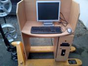 PC Tisch mit
