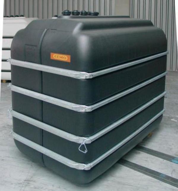 pe lagertank tank wassertank 5000 liter oberirdisch in. Black Bedroom Furniture Sets. Home Design Ideas
