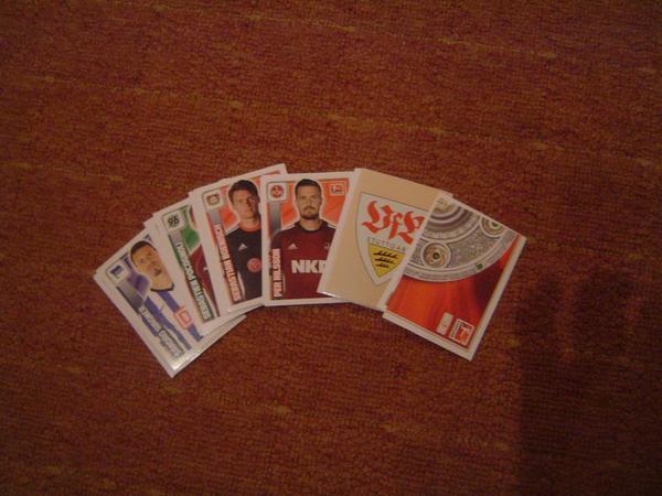 Penny Fußball Sticker