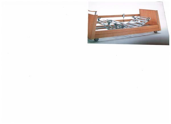 pflegebett elektrisch neu und gebraucht kaufen bei. Black Bedroom Furniture Sets. Home Design Ideas