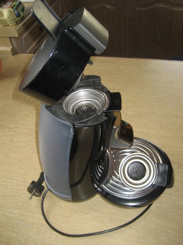 philips senseo kaffeepadmaschine zubehor gebrauch gebraucht kaufen nur 3 st bis 65 g nstiger. Black Bedroom Furniture Sets. Home Design Ideas