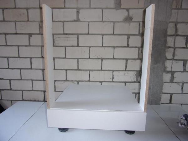 pino küche unterschrank für einbauherde - breite 60 cm in