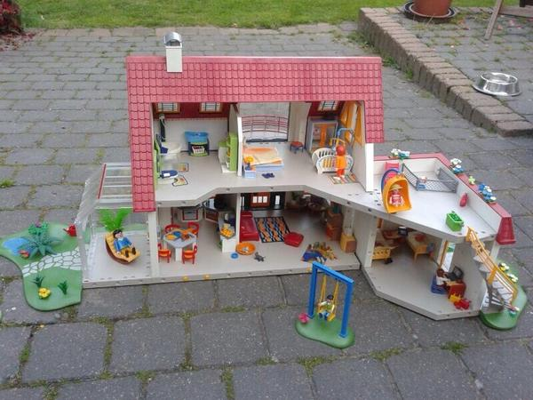 Playmobil einfamilienhaus 4279 in celle spielzeug lego for 4279 playmobil