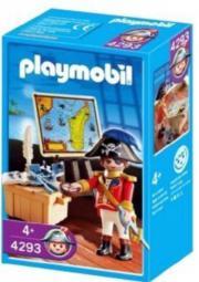 Playmobil Piratenkapitän 4293