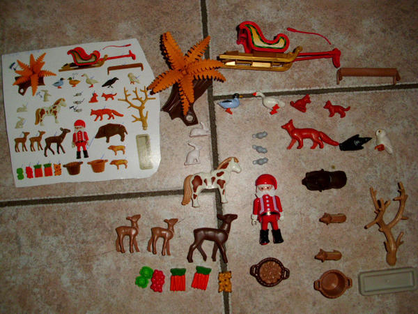Playmobil weihnachten komplett in hamburg spielzeug