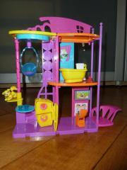 Polly Pocket Pop Haus Spielset