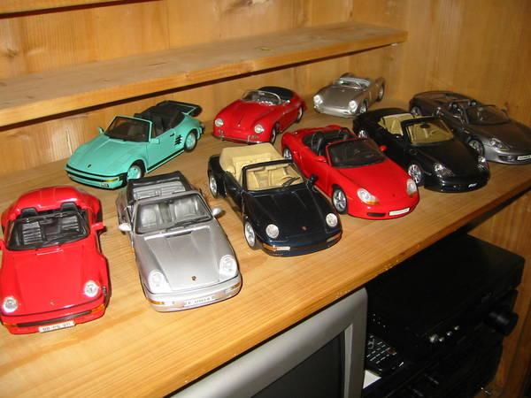 porsche cabrios u coupes 1 18 in rostock modellautos kaufen und verkaufen ber private. Black Bedroom Furniture Sets. Home Design Ideas
