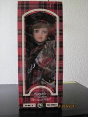Porzellanpuppe Puppe -The Piper- Leonardo