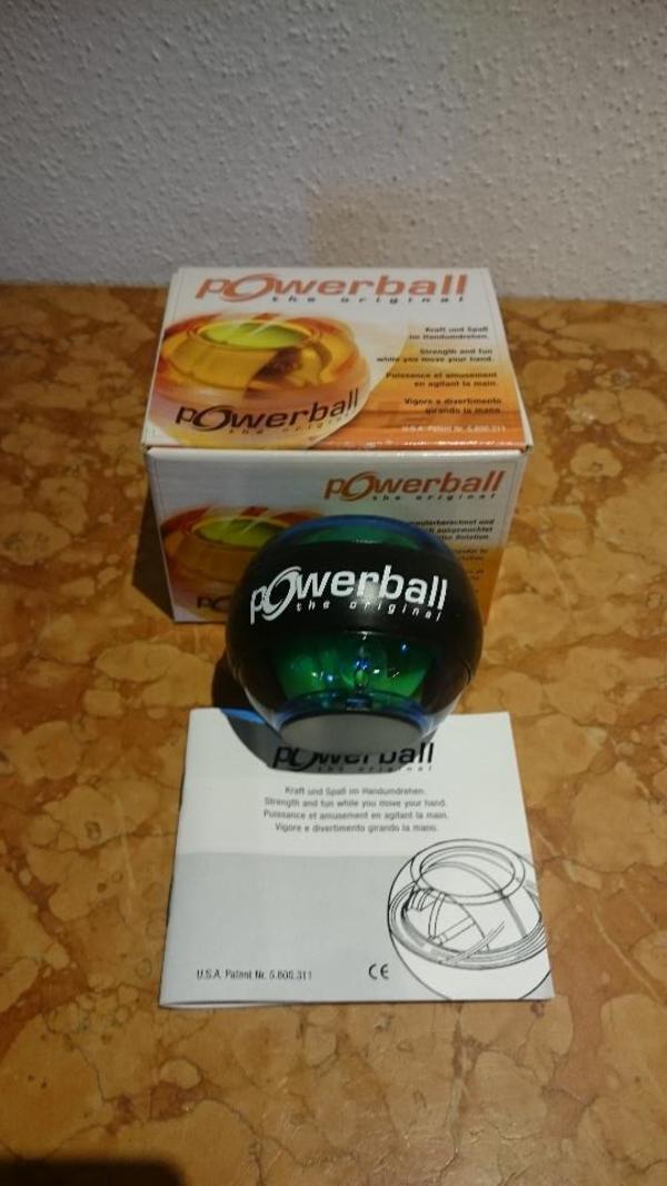 Powerball the original blau Handmuskeltrainer