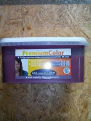 Premium Dispersionsinnenwandfarbe 2 5 Liter