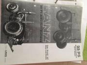 Prospekte Landmaschinen 1925
