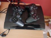 PS3 mit Spiele