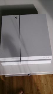 PS4 + 2 Kontroller -