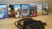 PSP + Spielen + Film