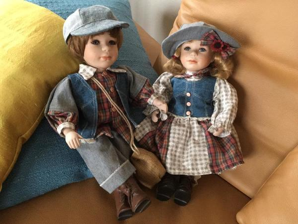Puppenpärchen