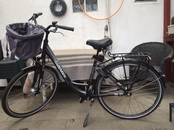 rabeneick fahrrad gebraucht kaufen nur 2 st bis 75. Black Bedroom Furniture Sets. Home Design Ideas