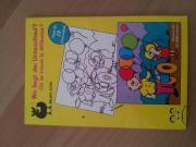 Rätselbuch: Unterschied finden (