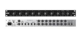 Studio, Recording (Equipment) - Rane SM82S Stereo Line Mixer