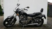 Regal-Raptor Motorrad