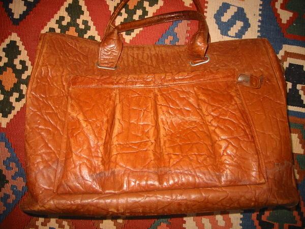 Reisetasche aus den 30er Jahren
