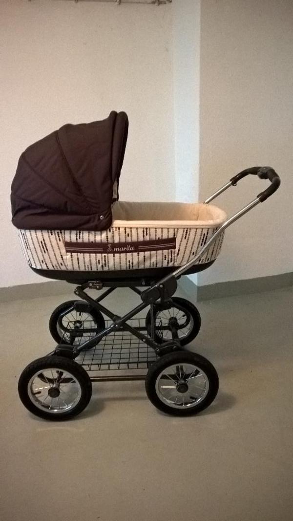 retro kombi kinderwagen 39 roan marita 39 zu verkaufen in rostock kaufen und verkaufen ber. Black Bedroom Furniture Sets. Home Design Ideas