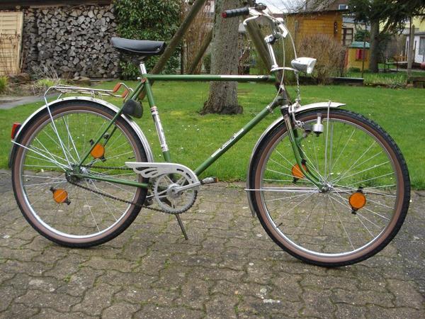 fahrrad 80er