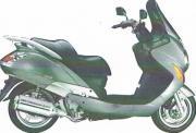 Roller Hyosung 125