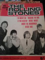 Rolling Stones Noten