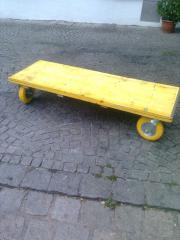Rollwagen, Schwerlastwagen, Unterbauwagen,