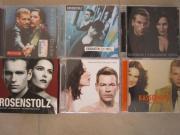 Rosenstolz 6 CD s