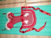 Rot Negligee Sexy Weihnachten Valentin