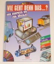 Sachbuch Technikbuch für Kinder