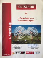 Saisonkarte Strandbad Bregenz