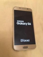 Samsung s6 Gold