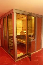 SAUNA - Saunabausatz 2x2m