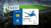 Schalke - Dauerkarte - Nordkurve -