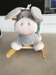 Schaukelpferd Esel Marke