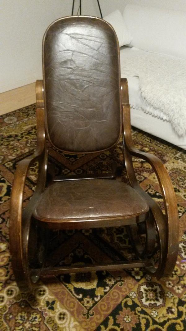 Antiker schaukelstuhl neu und gebraucht kaufen bei for Alte schaukelstuhl