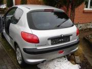 Schlachtefest Peugeot 206,