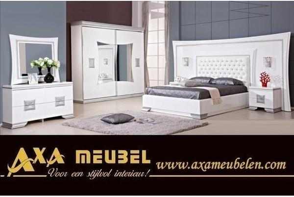 schlafzimmer komplett wei hochglanz g nstig kaufen woiss m bel in rotterdam schr nke. Black Bedroom Furniture Sets. Home Design Ideas