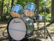 Schlagzeug Slingerland C O W