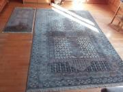 Schöne rustikale Teppiche