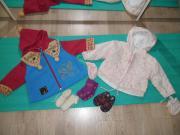 Schöne und warme Kinder Jacke