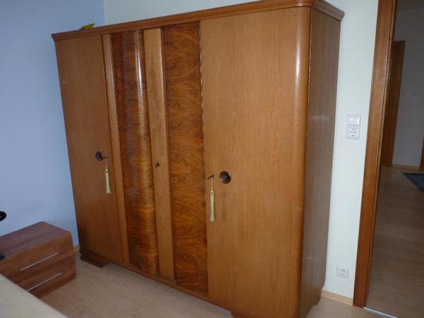 schrank schlafzimmerschrank alt in ebernhahn schr nke sonstige schlafzimmerm bel kaufen und. Black Bedroom Furniture Sets. Home Design Ideas