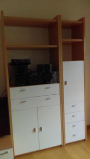 Wohnzimmerschrnke Anbauwnde Bild 4