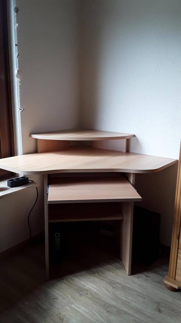 eckschreibtisch in ankauf und verkauf anzeigen billiger preis. Black Bedroom Furniture Sets. Home Design Ideas